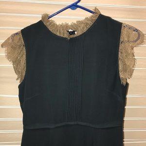 Anthropologie Dresses - Green Anthropologie Dress Size 4